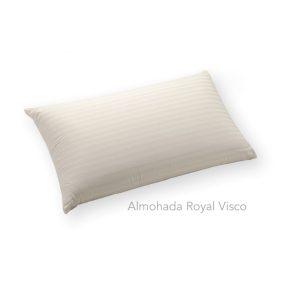 almohada dunlopillo royal visco
