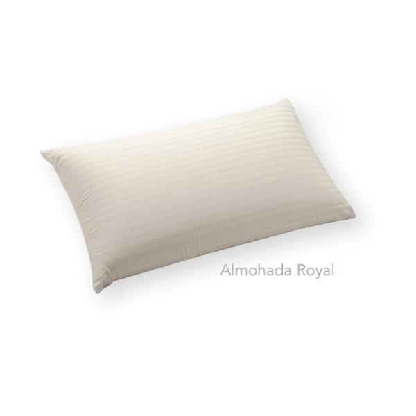 almohada dunlopillo royal