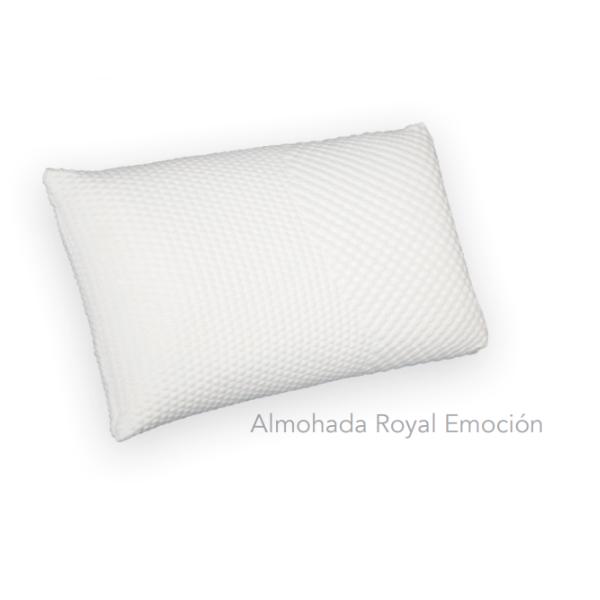 almohada royal emocion