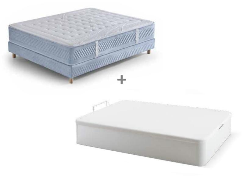 colchon+cama articulada